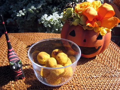 かぼちゃとチーズの      ポンデちゃん(50g)