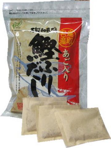 鳥取県産あご入り鰹ふりだし30袋(8g×30袋)