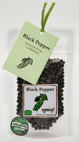 黒胡椒(ブラックペッパー) 30g