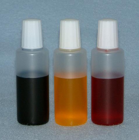 2011 水性染料 10ml 3色セット