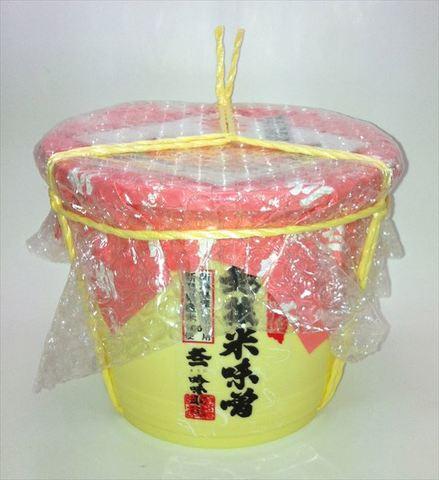 米味噌 2㎏樽