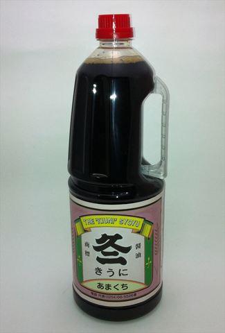 甘口醤油 1.8L