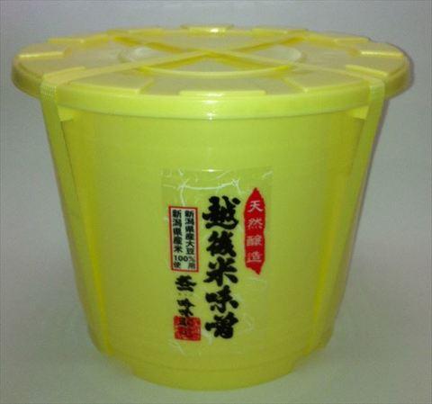 米味噌 5㎏樽