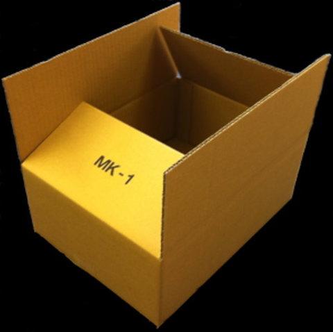 ちょっと薄型の宅配100サイズ シングルダンボール I-MK1 10枚パック