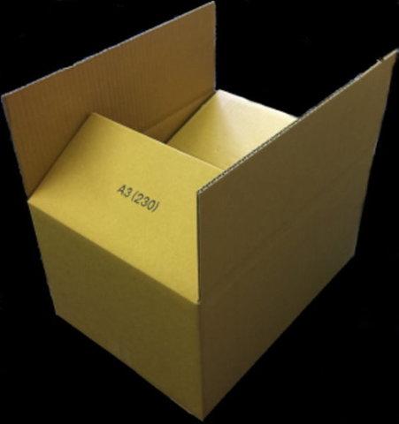 宅配100サイズ シングルダンボール I-A3(230)