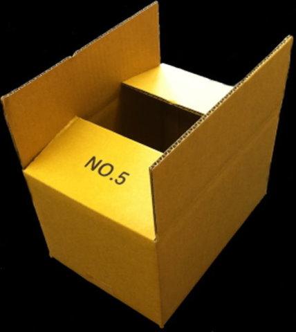 宅配80サイズ シングルダンボール I-NO5