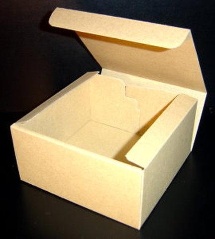 ギフト箱「お好みBOX」(クラフト)NO2 10枚パック