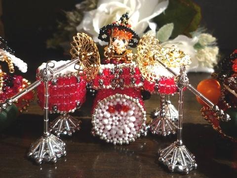 ドラムセット【Gold&Silver】