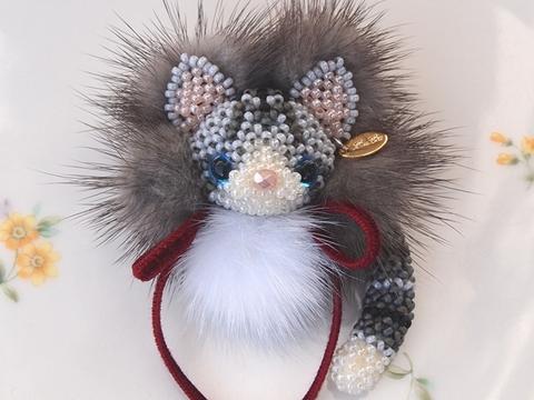 猫ブローチ*Daliちゃん