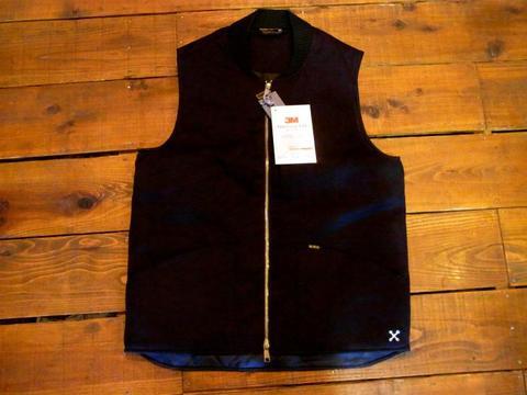 Rib Work Vest