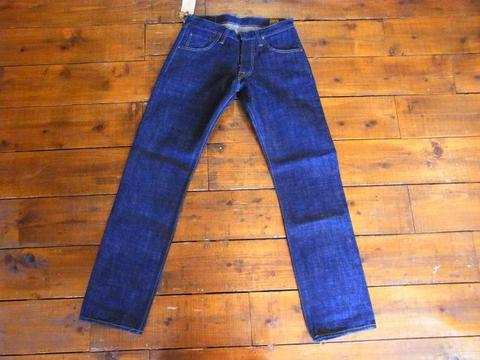 1607 Dirt Narrow Denim