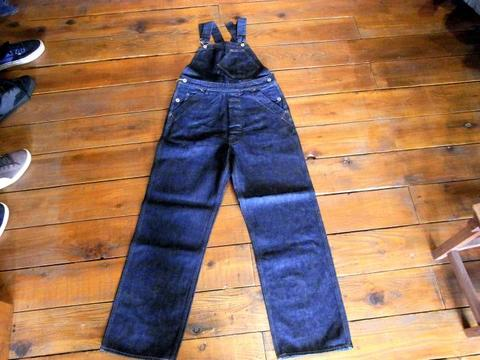 1503 Authentic Denim Overalls