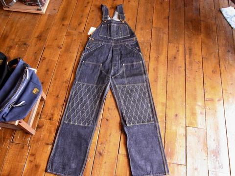 1603W W Knee Carpenter Overalls.
