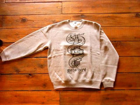 L.B.O.G 10.0oz Crew neck Sweat