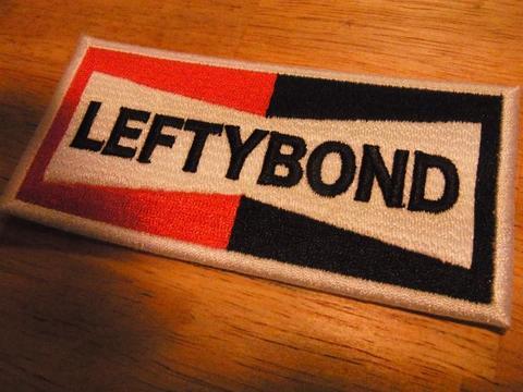 LEFTYBONDパッチ