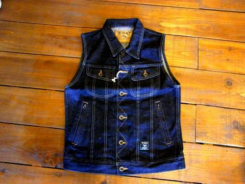 2014MC DENIM VEST