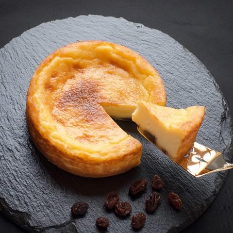 NOCOAレーズンチーズケーキ(ミディアム)