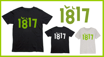 【House Of 1817】CLASSIC TEE