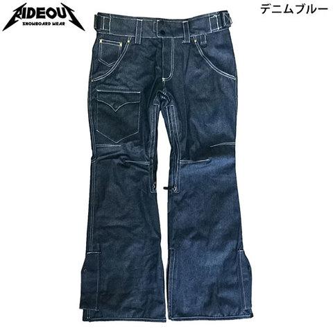 【30%OFF】RIDE OUT ライドアウト Phantom Pants(RSW9493) -ファントムパンツ デニム