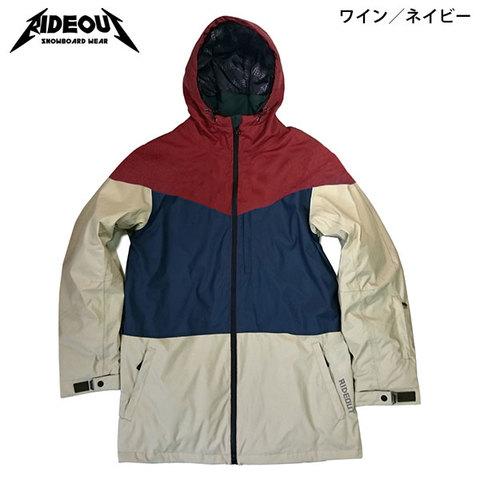 【30%OFF】RIDE OUT ライドアウト Dragon Jacket(RSW5004) -ドラゴンJK