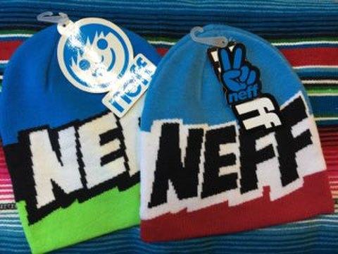 【NEFF】30%OFF Catoon Beanie