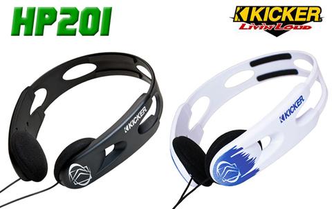 【爆発的ヒット!】KiCKER ヘッドフォン HP201