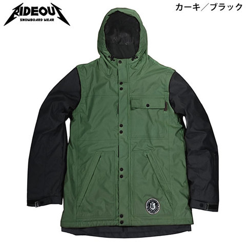 【30%OFF】RIDE OUT ライドアウト Wizard Jacket(RSW5006) -ウィザードJK