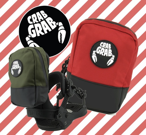 【CRAB GRAB】BINDING BAG
