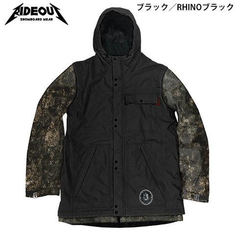 【30%OFF】RIDE OUT ライドアウト Wizard Jacket(RSW5007) -ウィザードJK