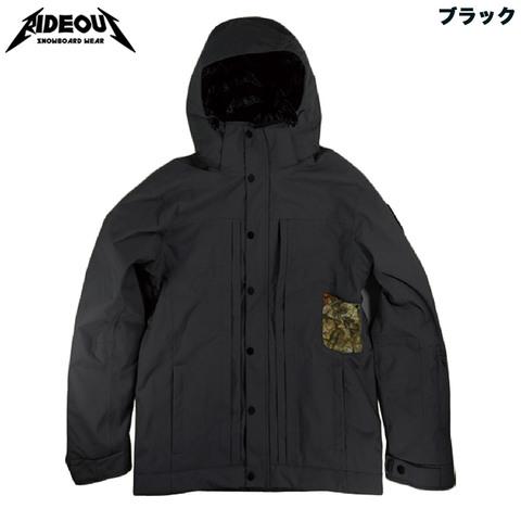 【新入荷】RIDE OUT ライドアウト Brave Jacket(RSW6108) -ブレイブJK