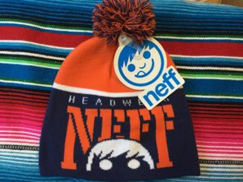 【NEFF】30%OFF Court Beanie