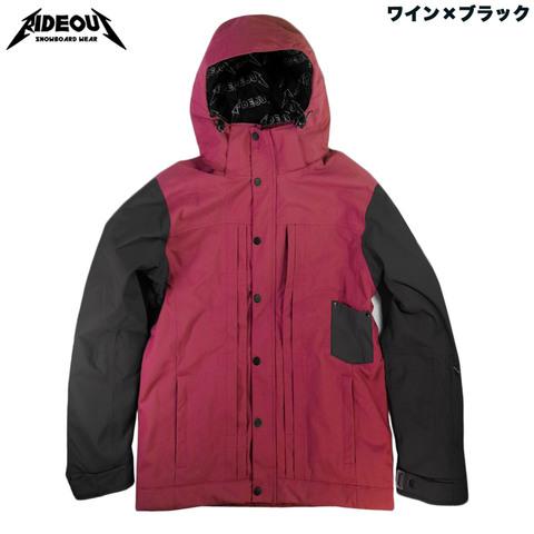 【新入荷】RIDE OUT ライドアウト Brave Jacket(RSW6109) -ブレイブJK