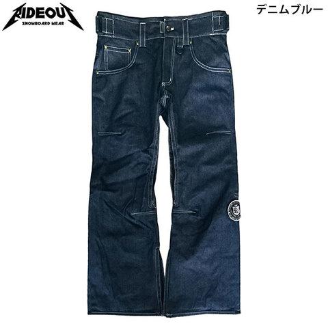 【30%OFF】RIDE OUT ライドアウト Wizard Pants(RSW9498) -ウィザードパンツ デニム