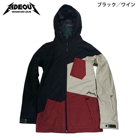【30%OFF】RIDE OUT ライドアウト Phantom Jacket(RSW5002) -ファントムJK