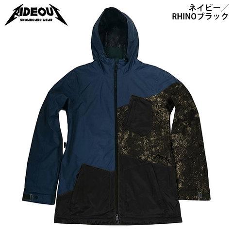 【30%OFF】RIDE OUT ライドアウト Phantom Jacket(RSW5003) -ファントムJK