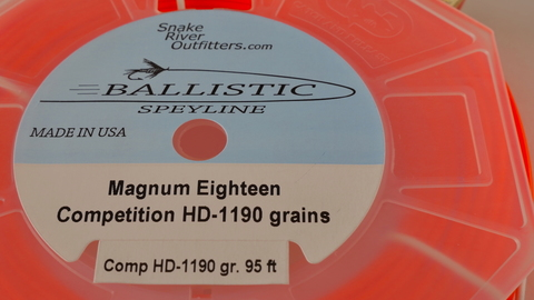 BALLISTIC MAGNUM Eighteen XL