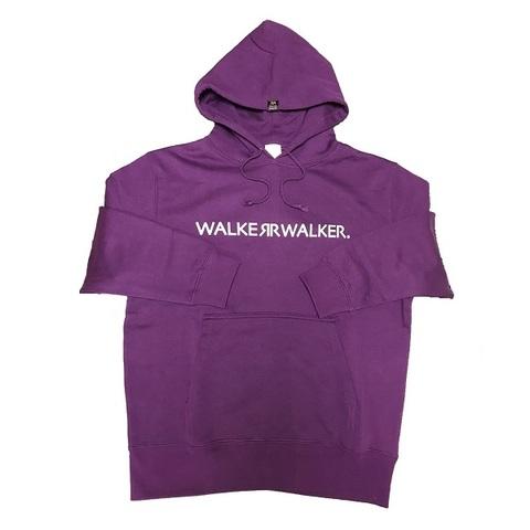 WALKERWALKER. 2018 パーカー パープル
