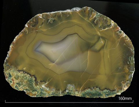East Timor Agate01/東チモールの瑪瑙01