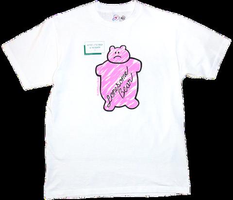 【SALE!!】LONESOME BEAR TEE
