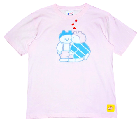 """BABY LOVES HIM"" TEE"