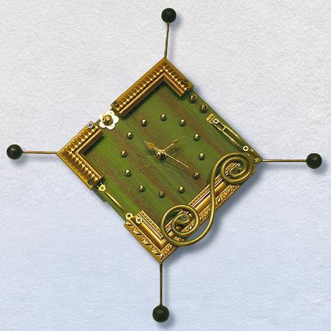 植木ヒトミ 時計(壁掛け型)