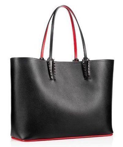 【ルブタン】Cabata Tote Bag(ミニポーチ付)