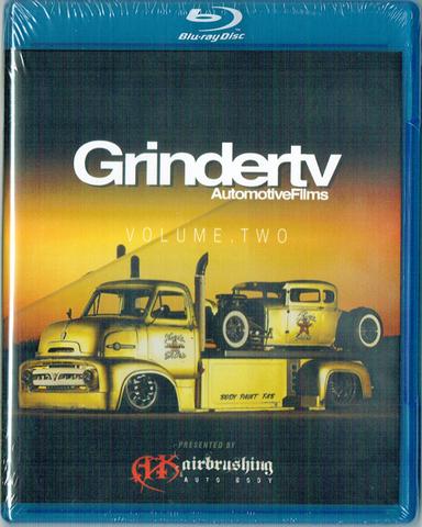 GrinderTV Vol.2 blu-ray