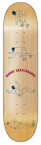 "HIBRIDskateboards ""SLAM"""