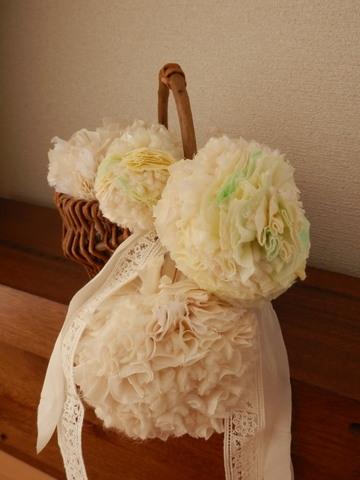 リングピロー【bouquet】