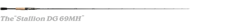 TKIC-69MH スタリオンDG69MH(トーナメントシリーズ・コルク)