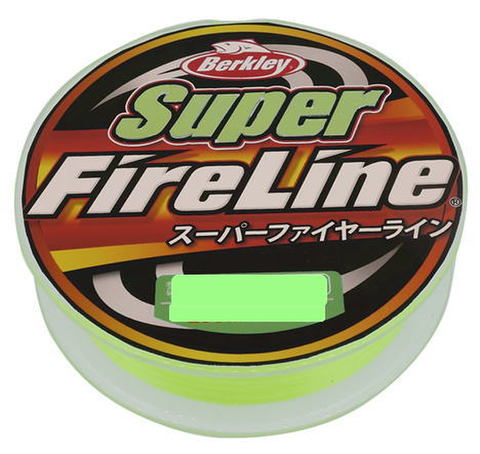 Super FireLine (スーパーファイヤーライン) 2.5号 1200M
