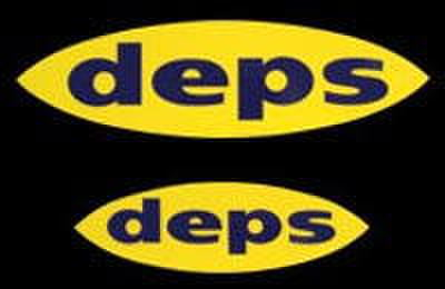 DEPS STICKER L