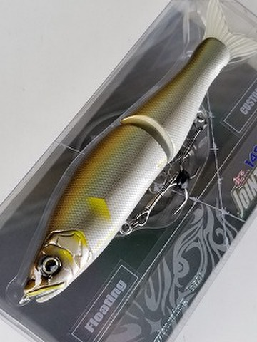 ガンクラト ジャインテッドクロー改148 魚矢カラー フローティング