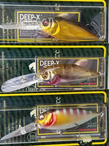 メガバス×魚矢 ディープ-X 300